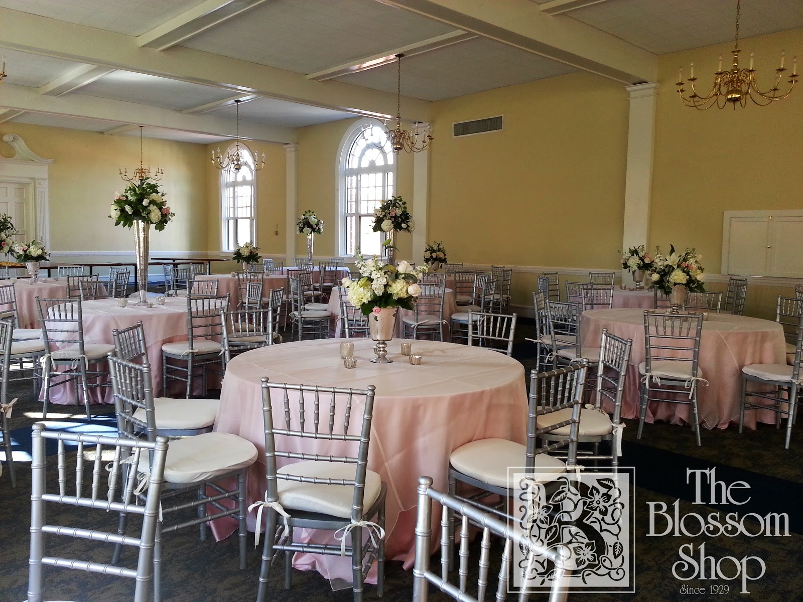 Wedding At Belk Dining Hall Queens University The