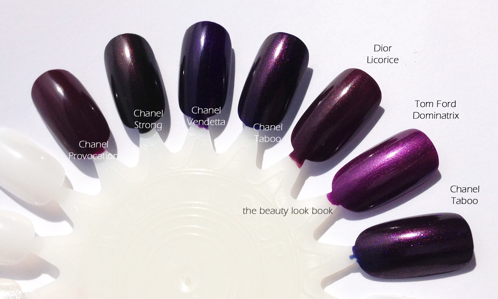 Chanel Taboo #583 Le Vernis | The Beauty Look Book