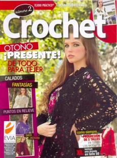 Revista Crochet Otoño Tejido Práctico 2 2011