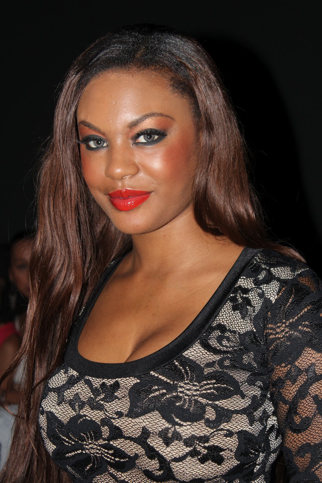 Tisha At Arise 2012 In Lagos   Photo Was By Mm