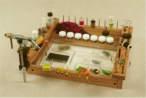 Fly Tying Workstations: What's best? - Fly Fish Food ...