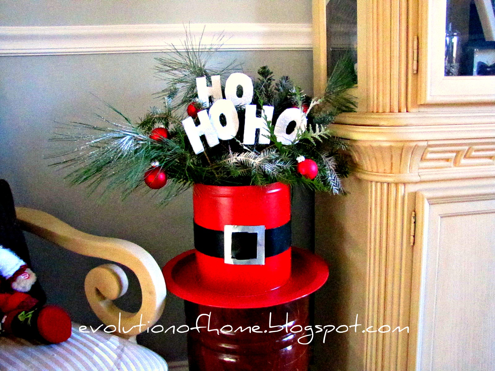 The evolution of home christmas in a can christmas for Home decorating gift ideas