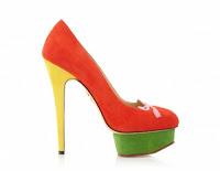 Charlotte Olympia  Ayakkabı modelleri