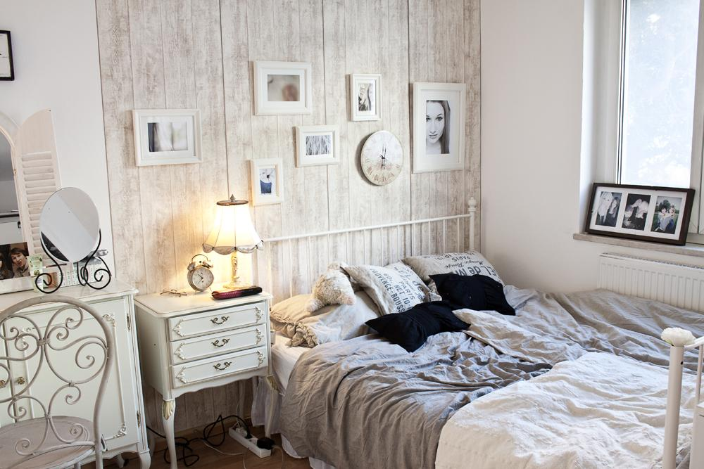 inspiration shabby chic shades of ivory. Black Bedroom Furniture Sets. Home Design Ideas