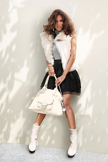 Fashionable Hairs Jennifer Lopez on Lookbook Collection Fall 2011 - 18