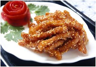 Cách làm Thịt heo tẩm vừng thơm ngon vui miệng