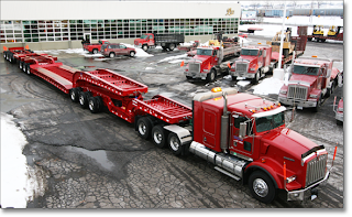Heavy Hauling Trailers