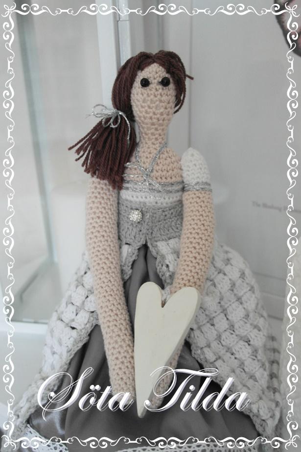 Mönster på kjol till Tilda