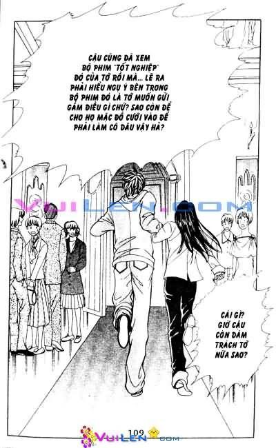 Nụ Hôn Nồng Thắm chap 10 - Trang 109
