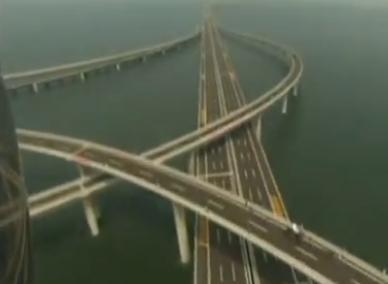 Qingdao Haiwan Bridge Is Opened