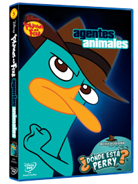 PHINEAS Y FERB: AGENTES ANIMALES