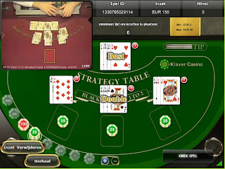 live blackjack screenshot