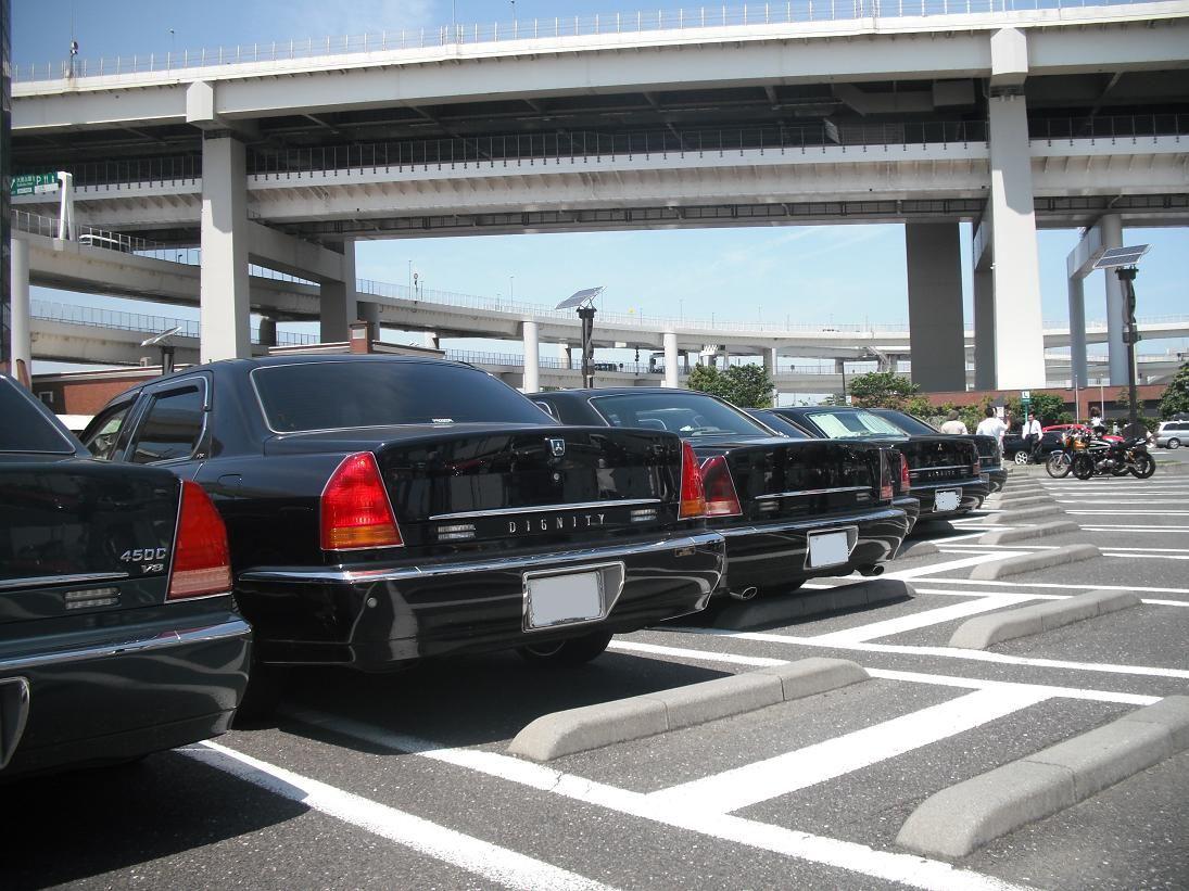 Mitsubishi Dignity, japońska limuzyna, sedan, luksusowy, V8, zdjęcia