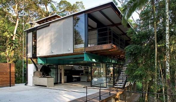 Tropical Architecture Design