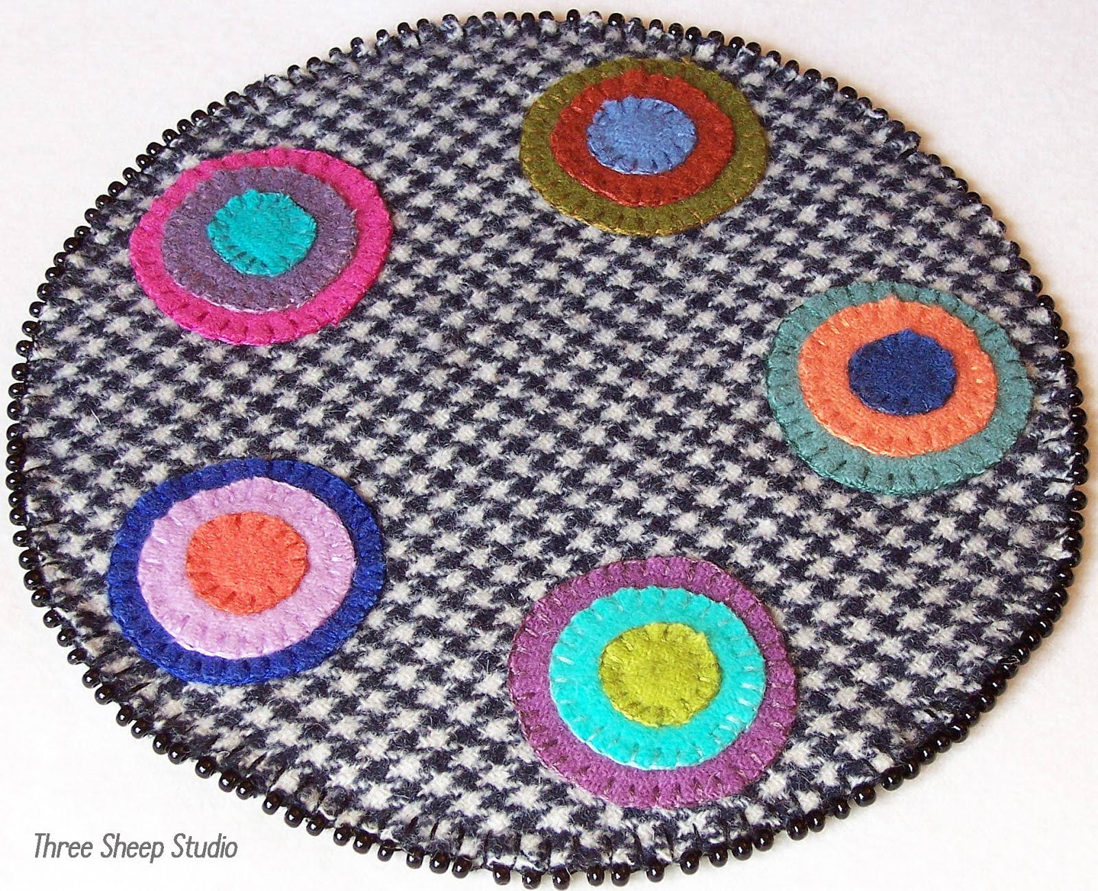 How To Make Penny Rugs