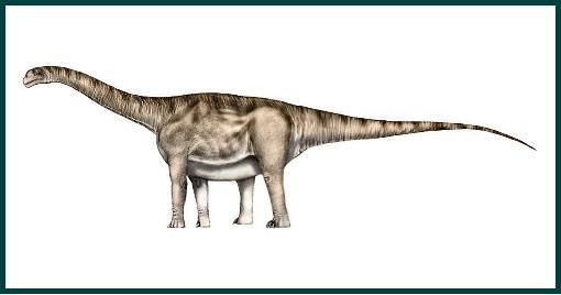 Dinosaurios del mundo