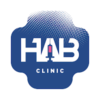 HAB - logo dos tintas