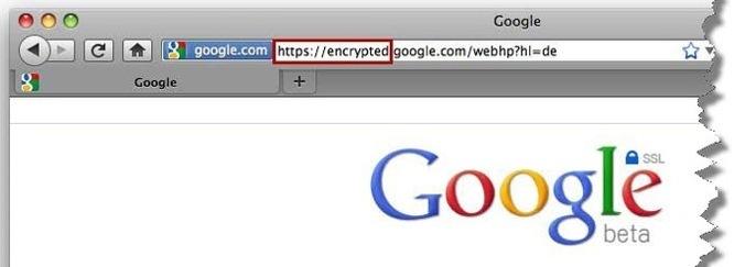 Situs Web yang mempunyai protokol HTTPS