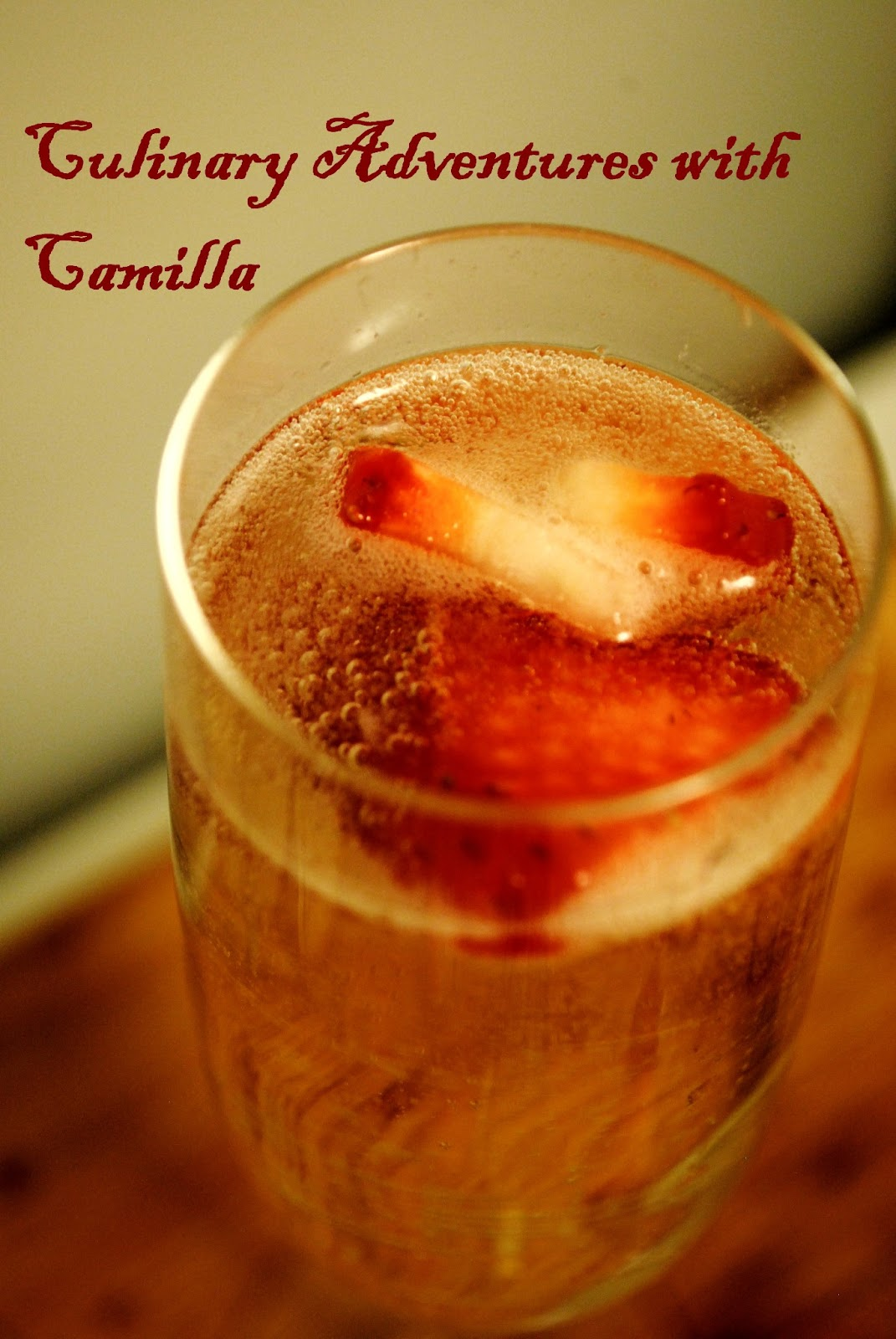 culinary adventures with camilla brunchweek st germain
