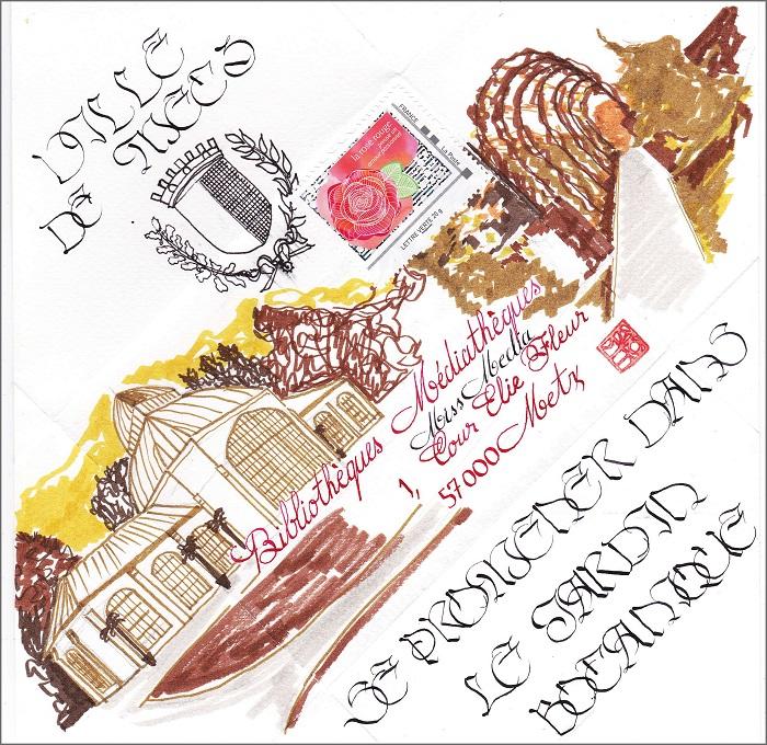 MAHO: Artiste peintre et Mail-artiste: Concours d\'art postal ...