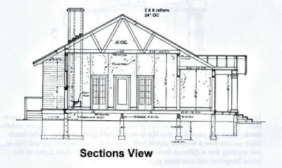 Secret design modern home architecture blueprints for Blueprint of a house with measurements