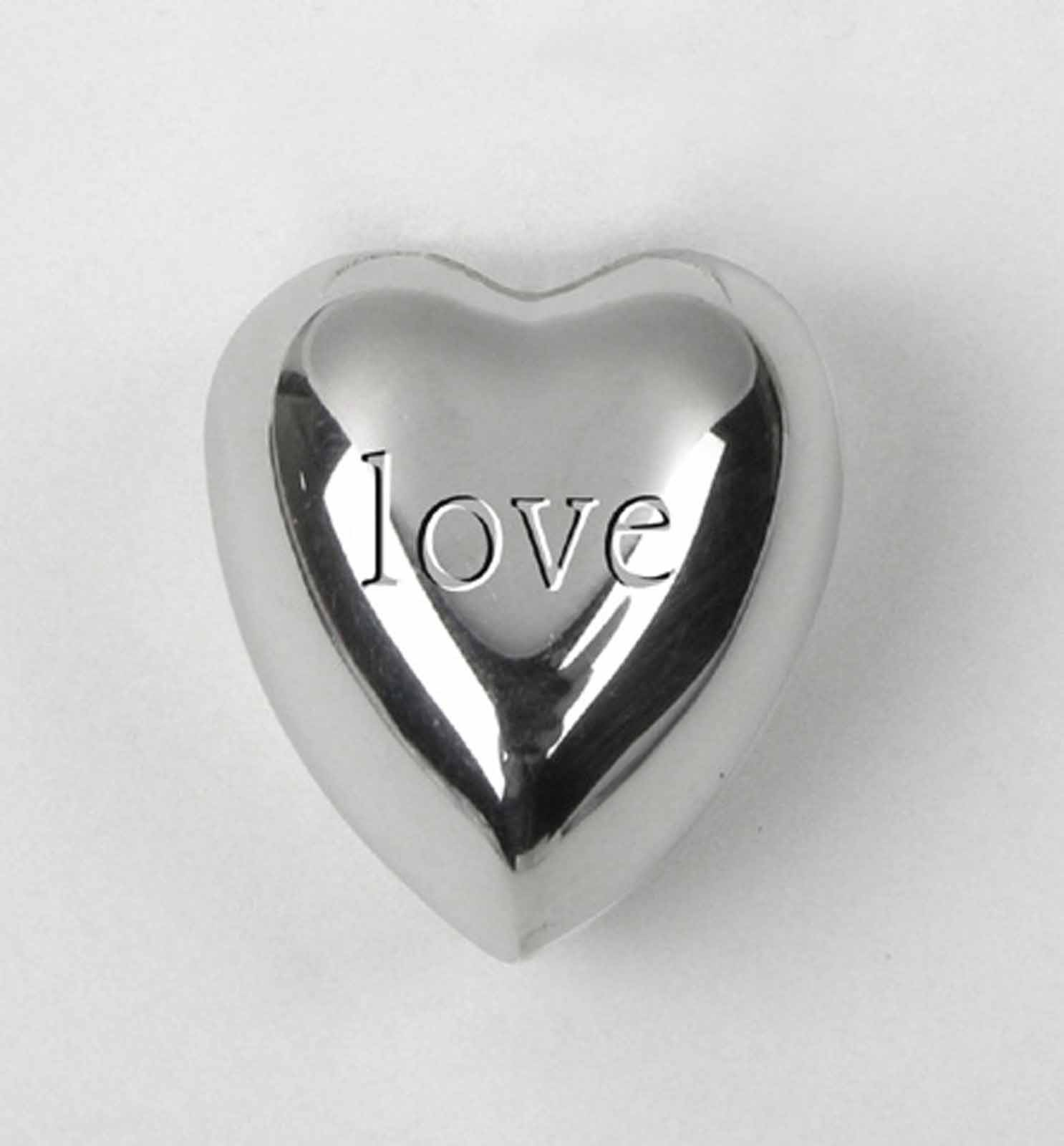 Silver Heart: Funny Wallpapers: Silver Love Heart, Love Heart Necklace