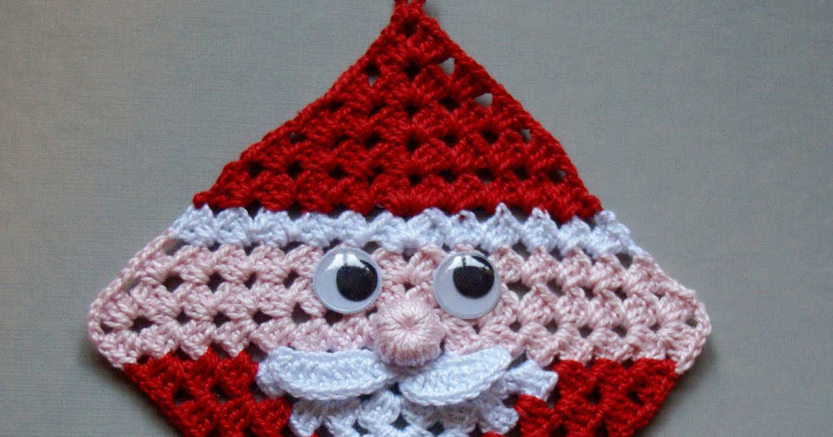 Amigurumis Navidad Crochet : Amigurumis and crochet la navidad con un granny