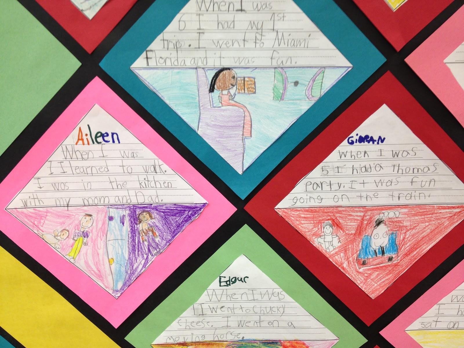 Classroom Quilt Ideas ~ First grade spies class memory quilt