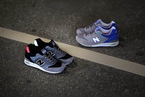 "New Balance 577 x The Good Will Out ""Autobahn"" Pack"