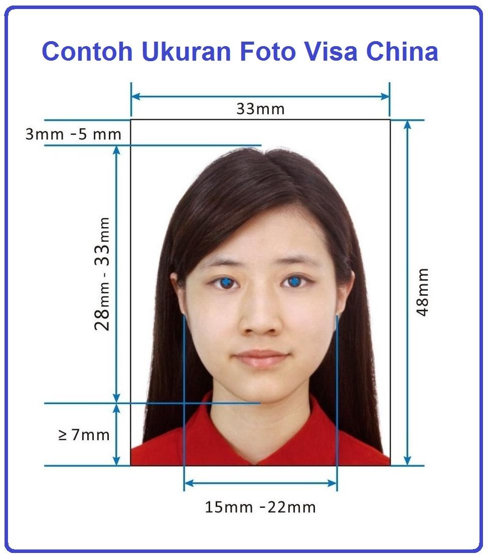 Как делать фото на визу