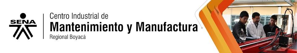 Centro Industrial de Mantenimiento y Manufactura - SENA Regional Boyacá