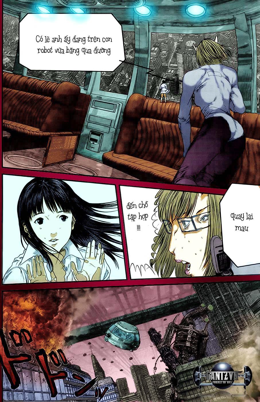 Gantz chap 362 Trang 17 - Mangak.info