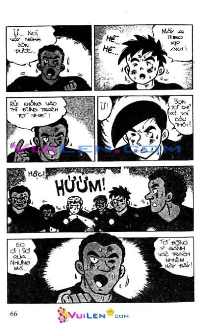 Jindodinho - Đường Dẫn Đến Khung Thành III Tập 29 page 66 Congtruyen24h