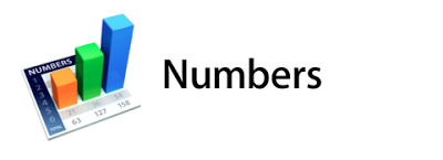 how to use Numbers . help