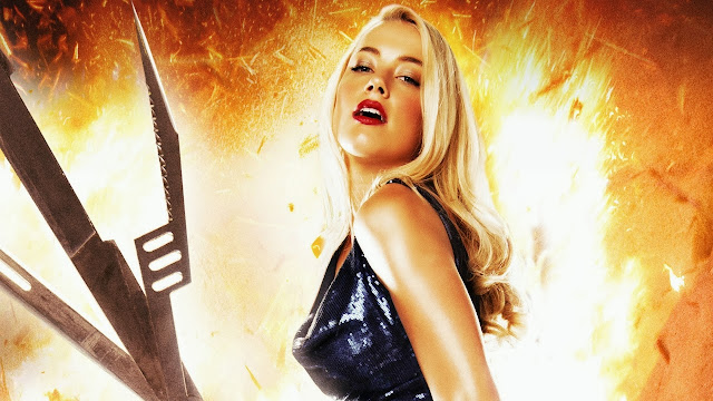 machete kills amber heard wallpapers HD