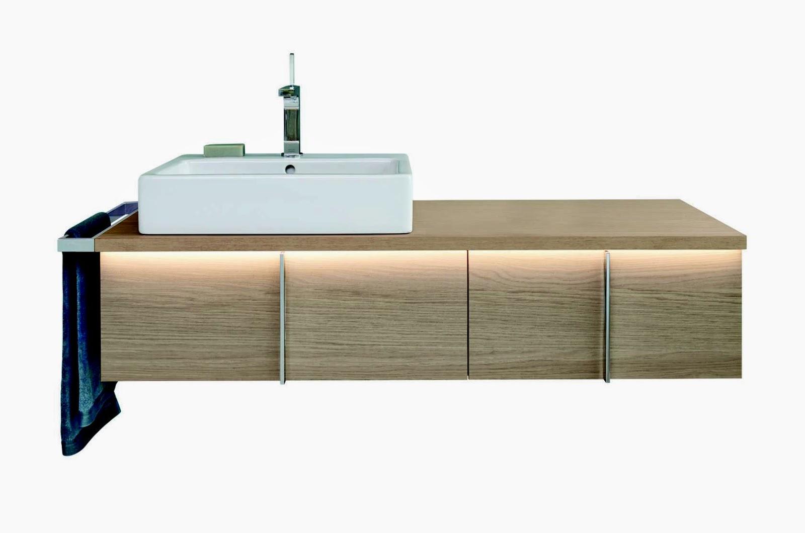 Lisa Melvin Design Duravit Vero Furniture