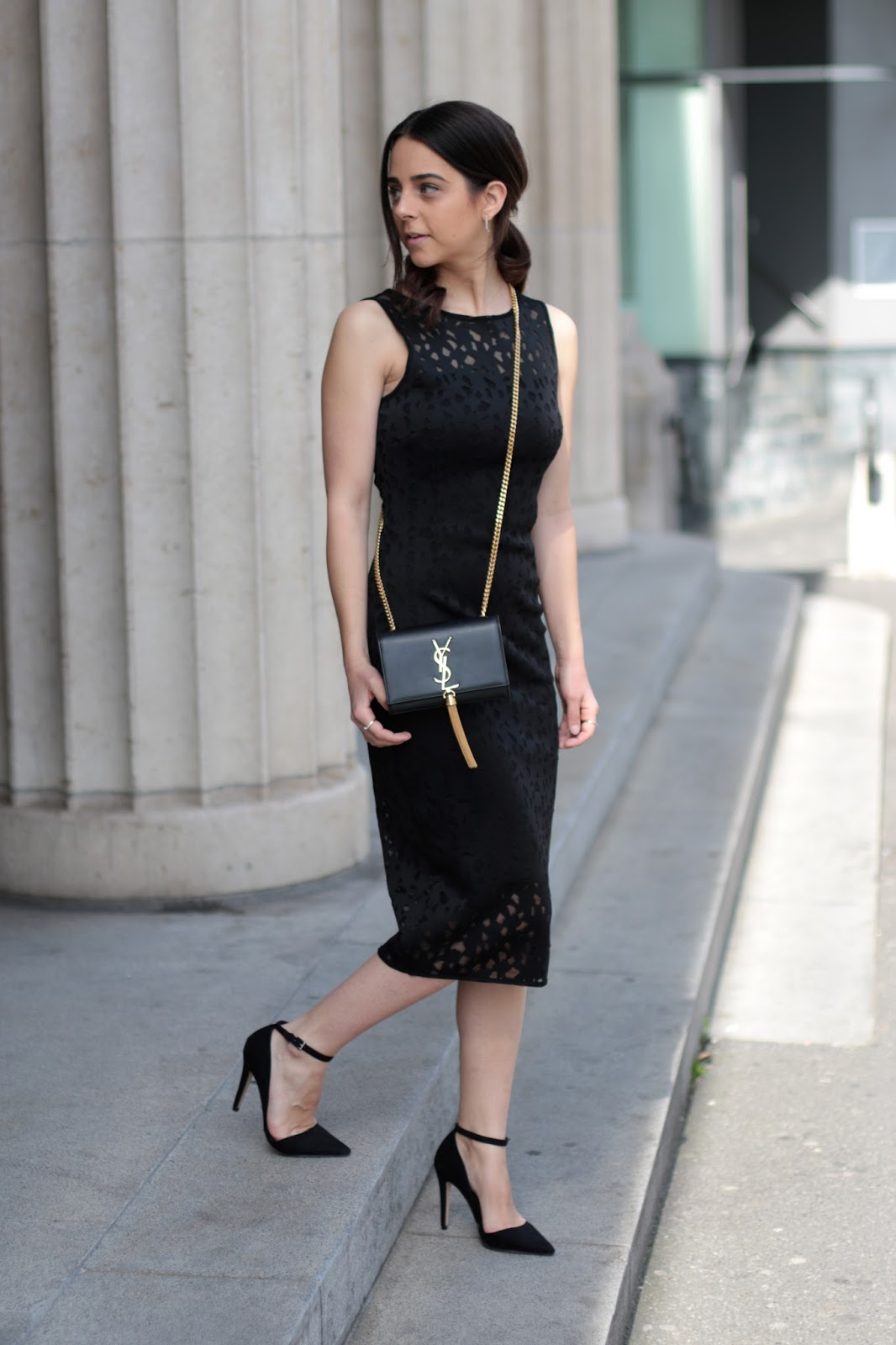 Black dress comments - The Risky Little Black Dress