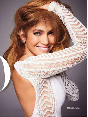 Jennifer Lopez HQ Pictures Glamour UK Magazine Photoshoot March 2014 By Kai Z Feng