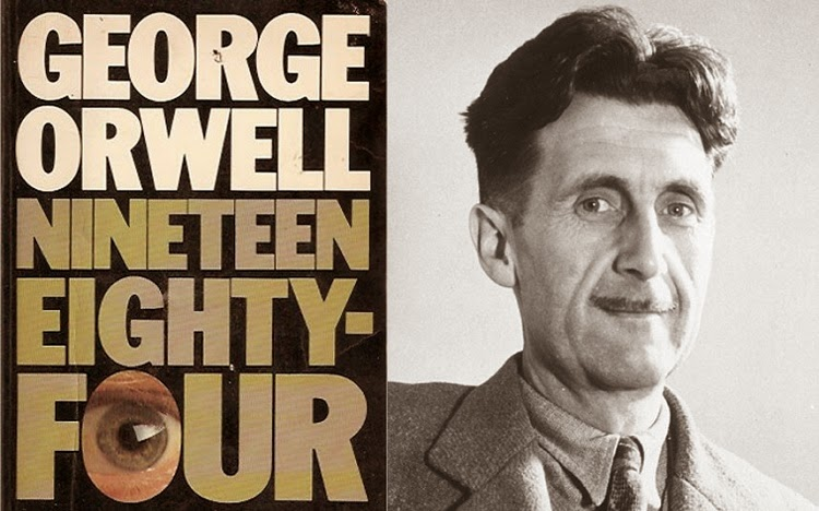 10 citações de George Orwell que previsivelmente expressou a Vida América em 2014.