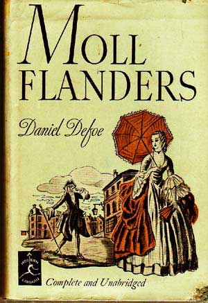 Moll Flanders; Robinson Crusoe by Daniel Defoe — Reviews, Discussion ...