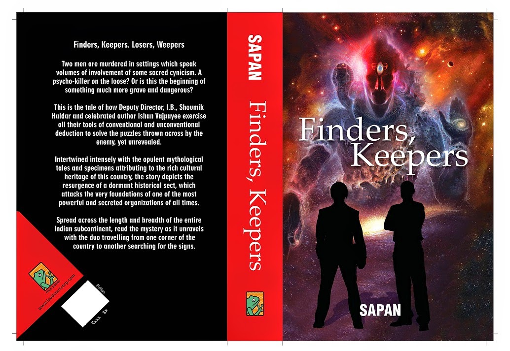 Cover Page-Finders, Keepers