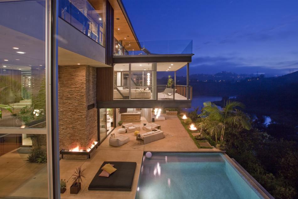 Justin Bieber Home Beverly Hills California