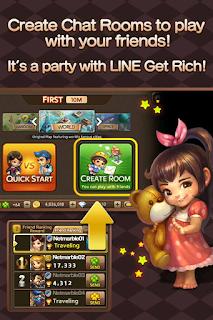 LINE Get Rich 1.1.1 APK Terbaru 2015