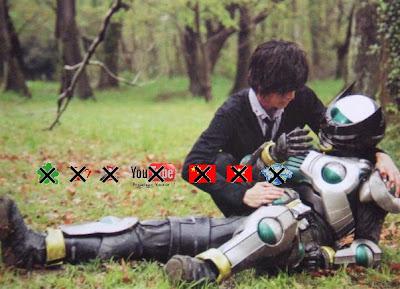 Kamen Rider Birth and Gotou