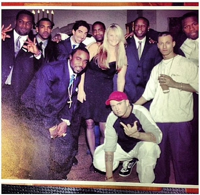 Eminem Kim Wedding | www.pixshark.com - Images Galleries ...