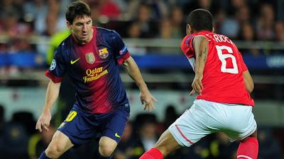 Prediksi Spartak vs Barcelona 21 November 2012
