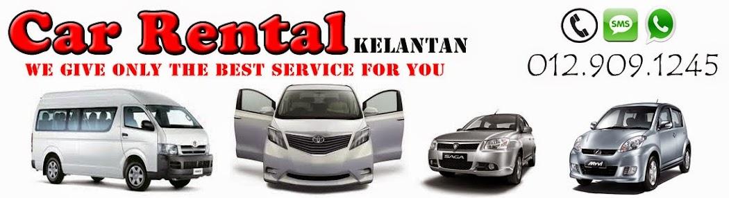 Car Rental Kelantan