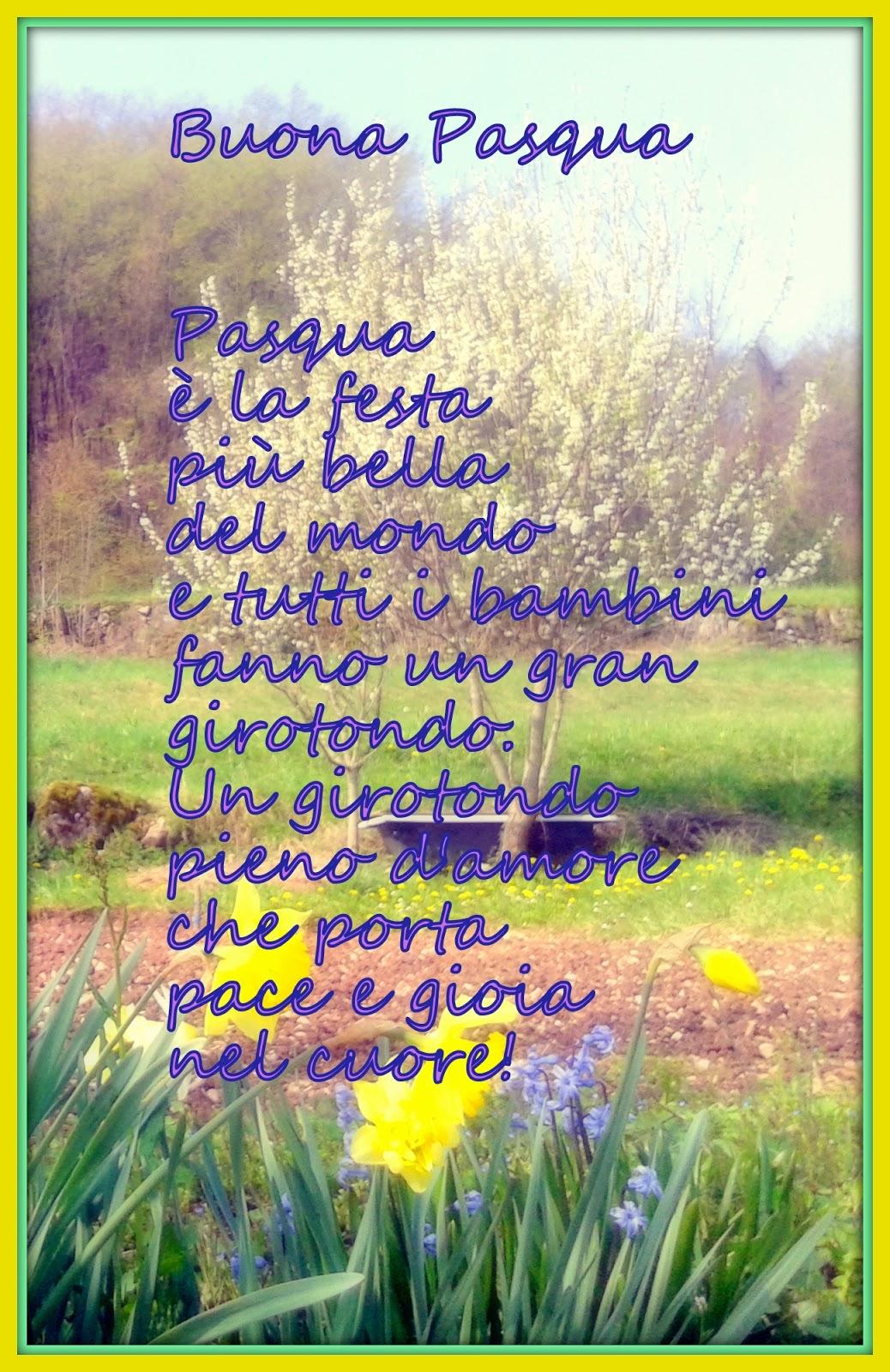 poesie di aprile