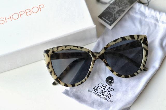 White Leopard Sunnies