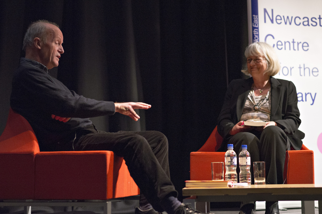 Newcastle Centre for Literary Arts  Jim Crace at NCLA